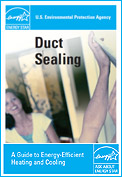 EPA Guide to Duct Sealing